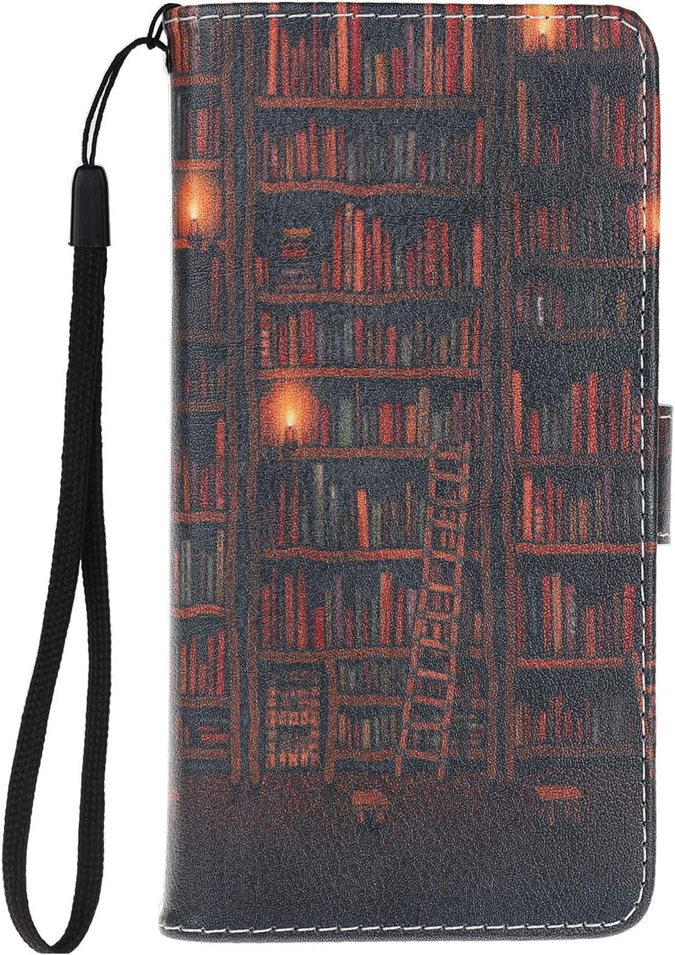 ocketcase BQ Aquaris V/VS Funda, Flip Libro de PU Cuero Leather Protectora Case Cover con Cierre Magnético Función de Soporte Billetera Tapa Carcasa para BQ Aquaris V/BQ Aquaris VS (5.2