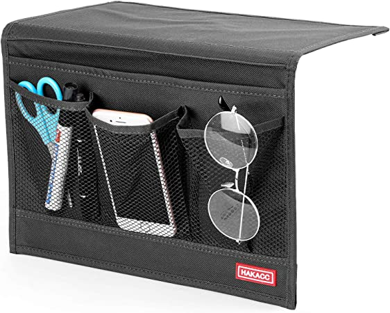 HAKACC Bedside Caddy/Bedside Storage Organizer