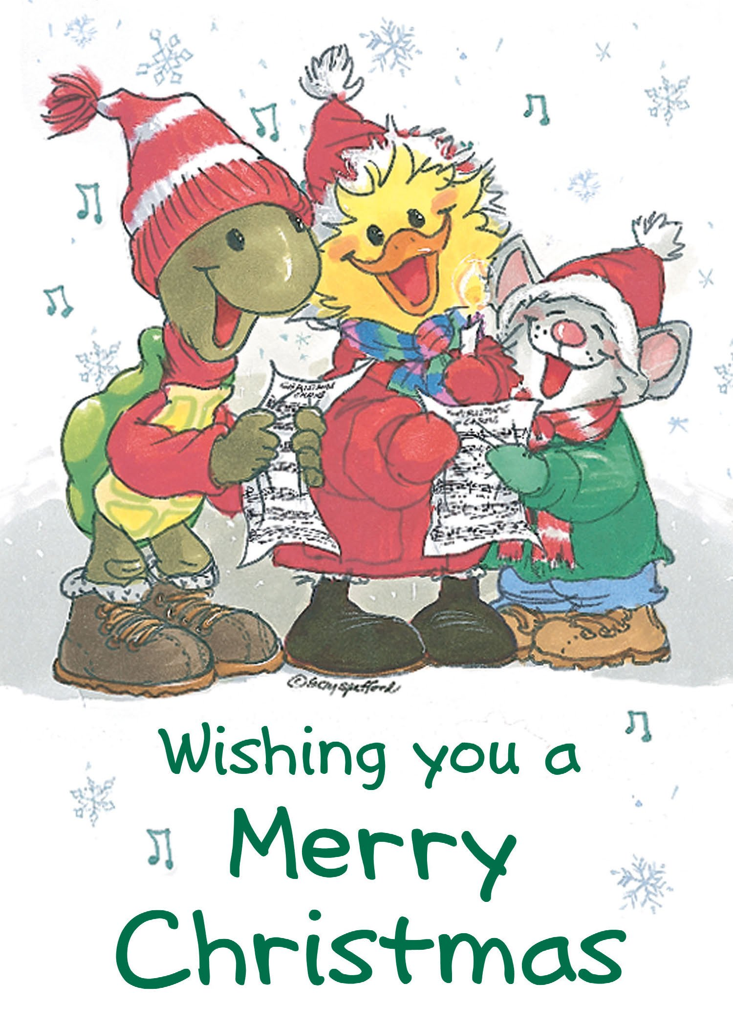 Amazon Suzys Zoo Christmas Cards Merry Christmashappy New