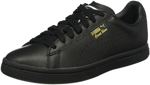 Puma Geschäft,Puma Court Star Trainer Schuhe Damen Schwarz