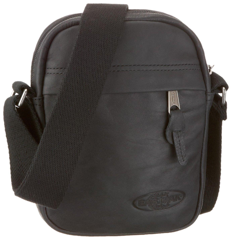 Eastpak Bolso bandolera THE ONE Diseño Leather Color Negro 5414709144104