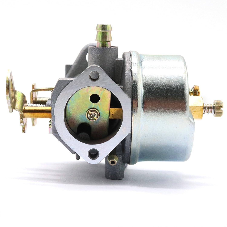 Carburetor for Tecumseh 7hp-9hp HM70 HM80 Ariens MTD Toro Snowblower Carb
