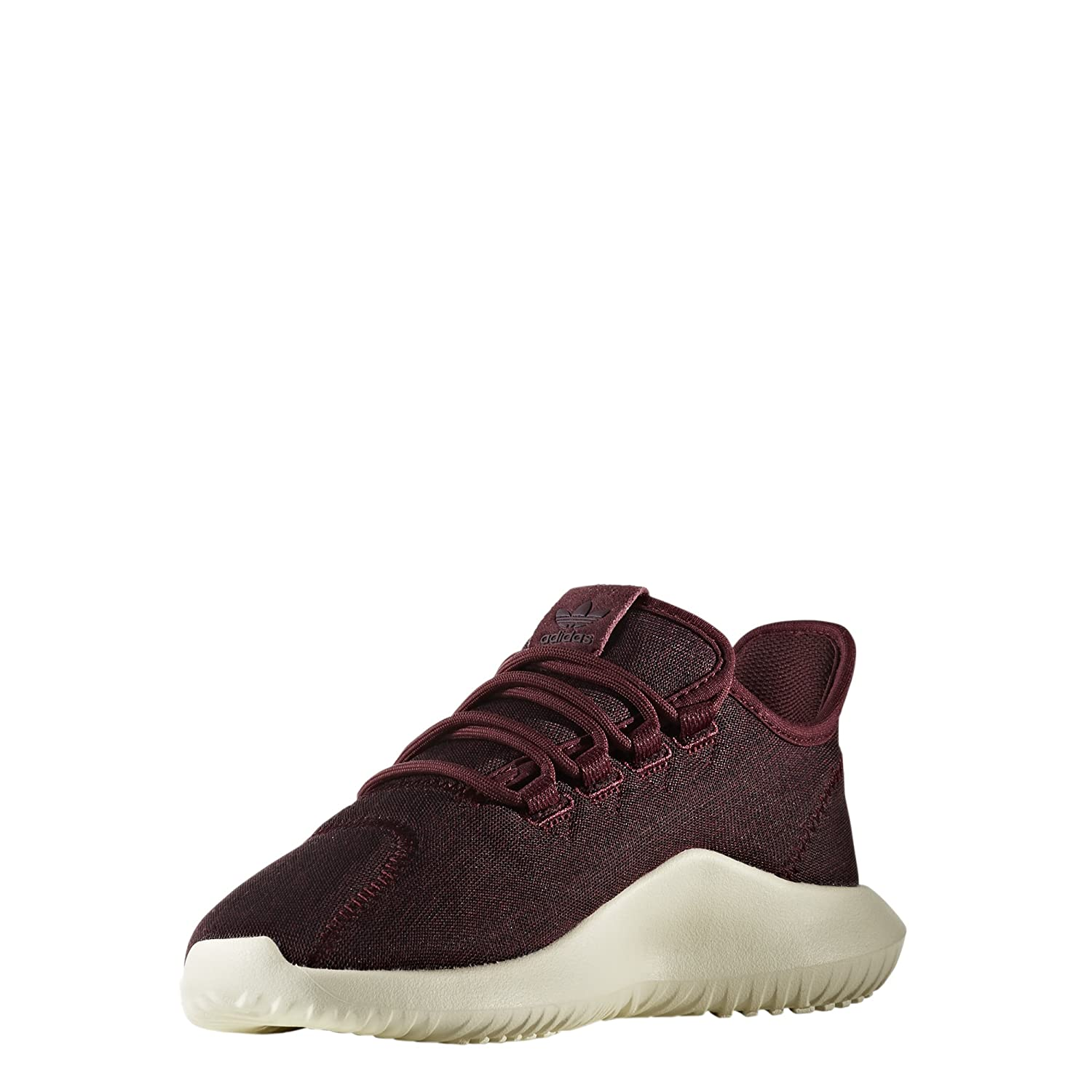 adidas Originals Women's Tubular Shadow W Fashion Sneaker B0714BXWV4 7 B(M) US|Maroon/Maroon/Legacy