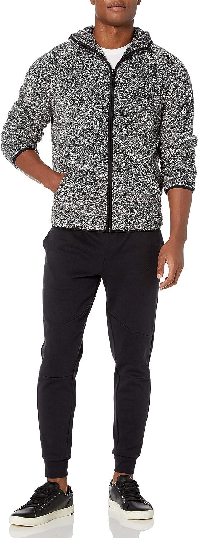 Peak Velocity Herren fleece-outerwear-jackets Mens Sherpa Fleece Jacket Marke