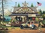 Buffalo Games - Charles Wysocki - Proud Lil' Angler - 1000
