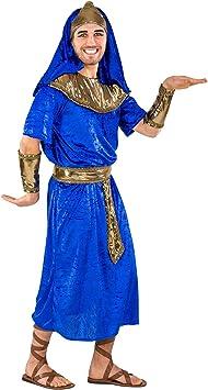 TecTake dressforfun Disfraz de faraón para Hombre Antiguo Egipto ...
