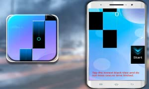 Piano Tiles 3D by Piano_Wallpaper Inc