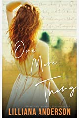 One More Thing (47 Things Book 2) Kindle Edition