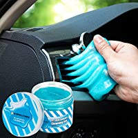 Car Cleaning Gel, Car Accessories Cleaning Kit Car Cleaner Interior Detailing Kit Essentials for Car Dust Detail Removal…