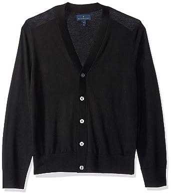 bce06e68bc3e Amazon.com  Amazon Brand - BUTTONED DOWN Men s Italian Merino Wool ...