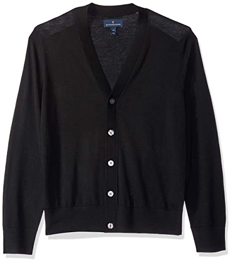 5f851ef99e7 Amazon Brand - BUTTONED DOWN Men's Italian Merino Wool Lightweight Cashwool  Cardigan Sweater