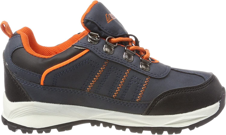 Latupo GmbH Shoes Irmi Chaussures de Randonn/ée Basses Mixte Enfant