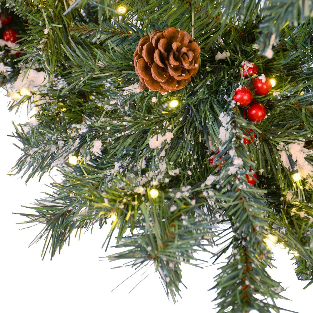 Pre Lit Christmas Trees For - Christmas Cards