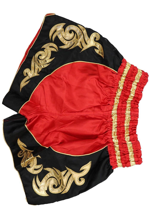 Thai-Kick Muay Thai Shorts Kickboxing Thai Boxing Martial Arts Training Workout
