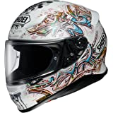 Shoei Graffiti RF-1200 Street Bike Racing Motorcycle Helmet - TC-6 / Large