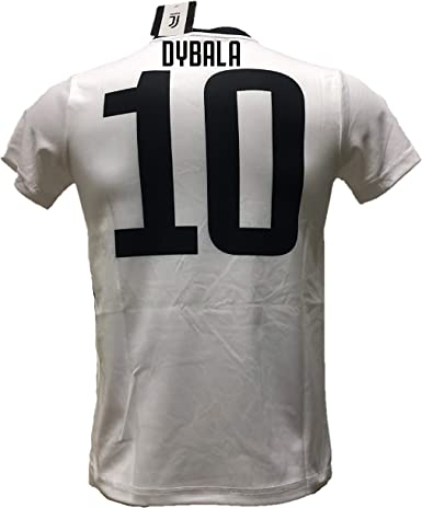 DND DI DANDOLFO CIRO Maglia Calcio Juventus bianconera Personalizzabile Replica Autorizzata 2019-2020 Taglie da Bambino e Adulto Personalizza con Il Tuo Nome o Il Nome del Tuo Giocatore Preferito.