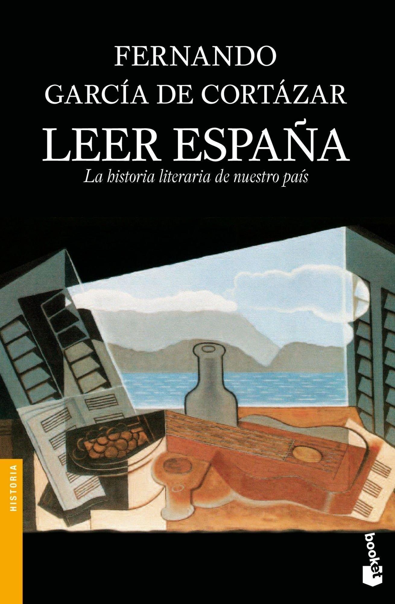 Leer España: La historia literaria de nuestro país Divulgación. Historia: Amazon.es: García de Cortázar, Fernando: Libros