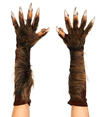 Werewolf Gloves Adult One Size