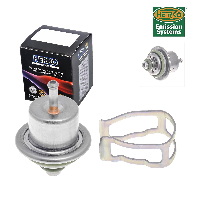 New Fuel Pressure Regulator Herko PR4014 For GMC Silverado 02-05 50 Psi