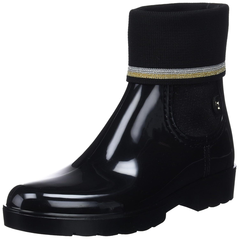 Tommy Hilfiger Knitted Sock Rain avvio, Stivali di Gomma Gomma Gomma Donna | riparazione  fe871f