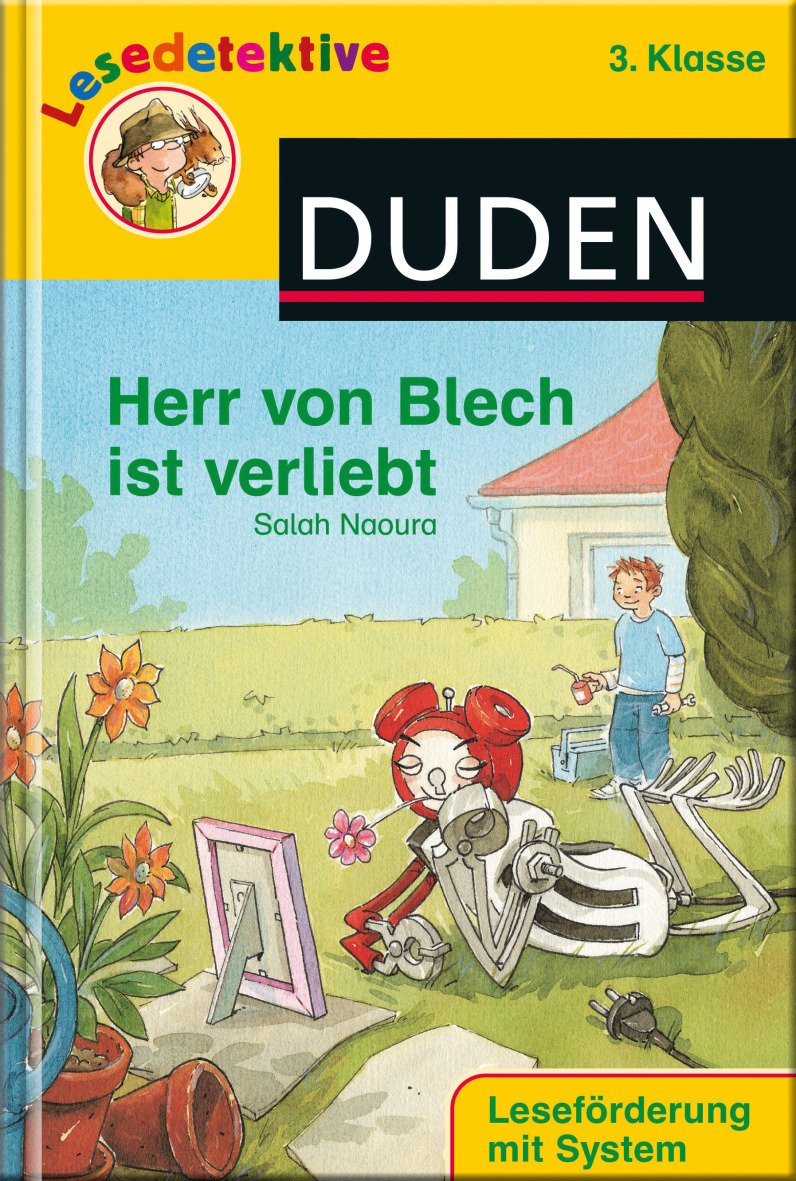 Herr von Blech ist verliebt (3. Klasse)