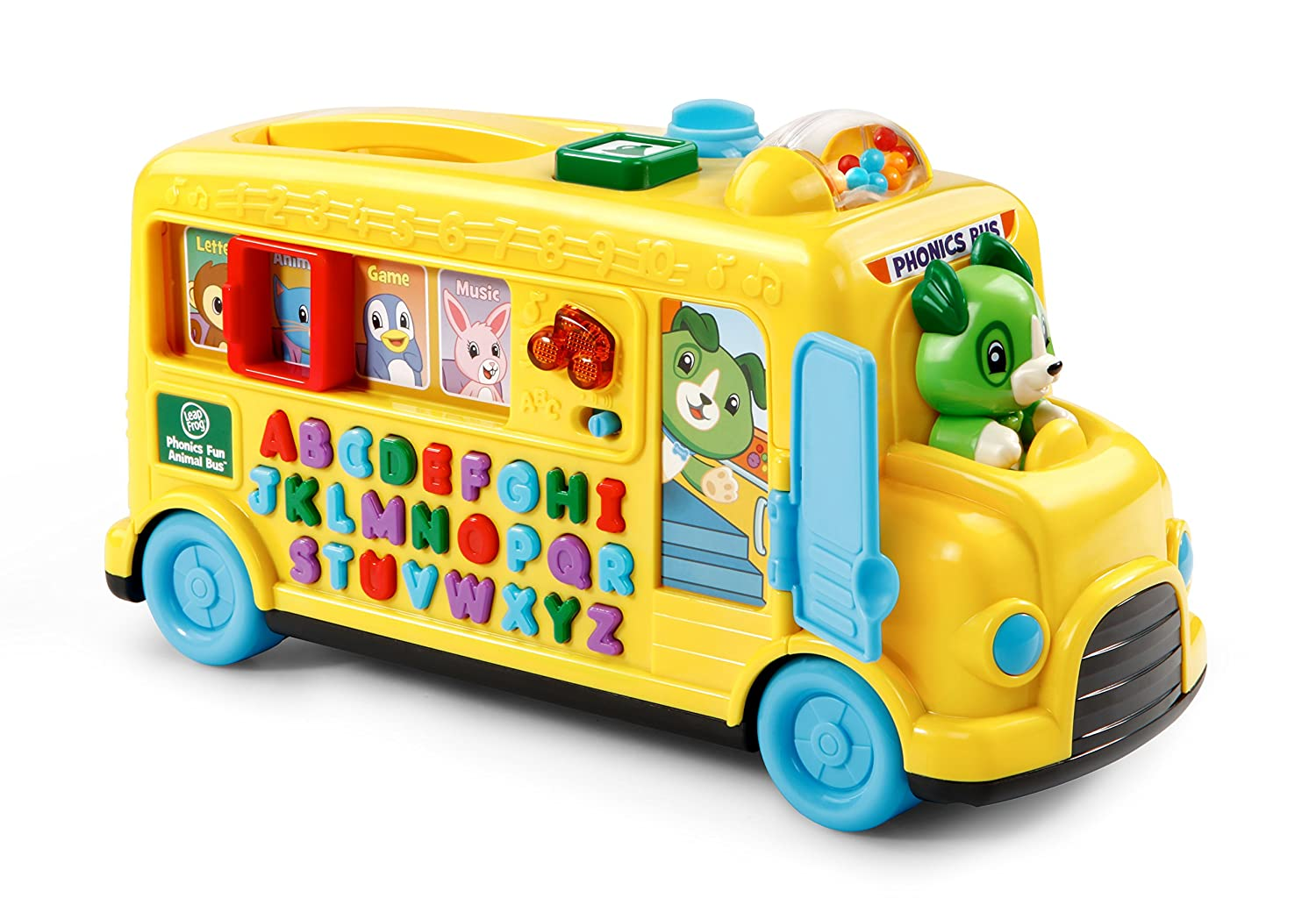 LeapFrog Alphabet Phonics Bus