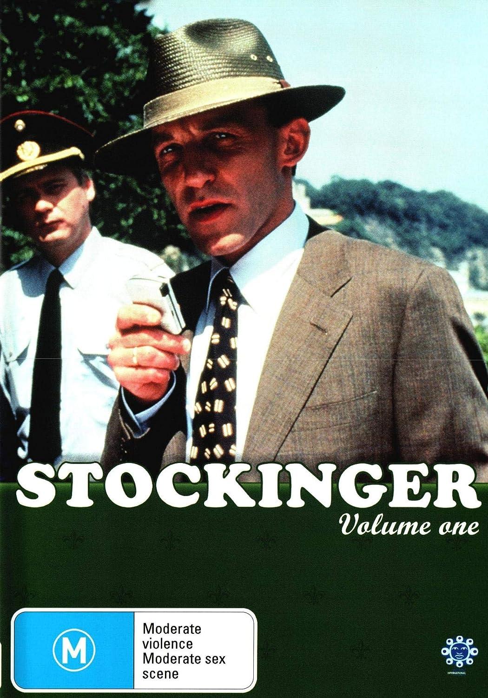 Stockinger Volume 1 Set Salzburg Balls / A Flowery Grave / High Season for Murder / Last Stop Hallstatt / The Secret of Krimmler Falls / T NON-USA FORMAT, PAL, Reg.0 Australia