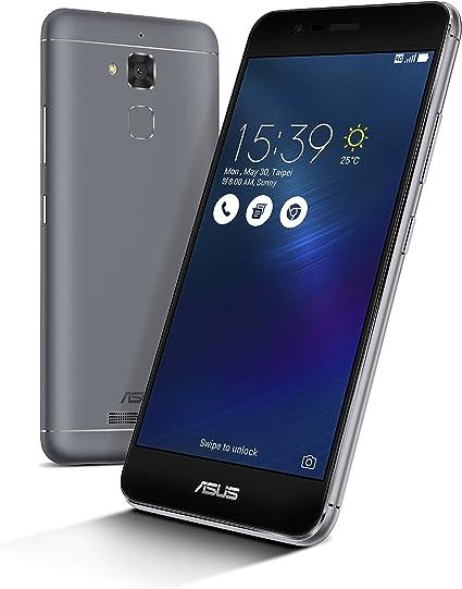 ASUS ZenFone 3 Max ZC520TL-4H015WW 32GB 4G Gris: Amazon.es: Electrónica