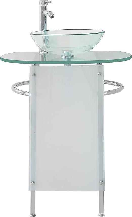 Kokols Wf 20 Vessel Sink Clear Amazon Com