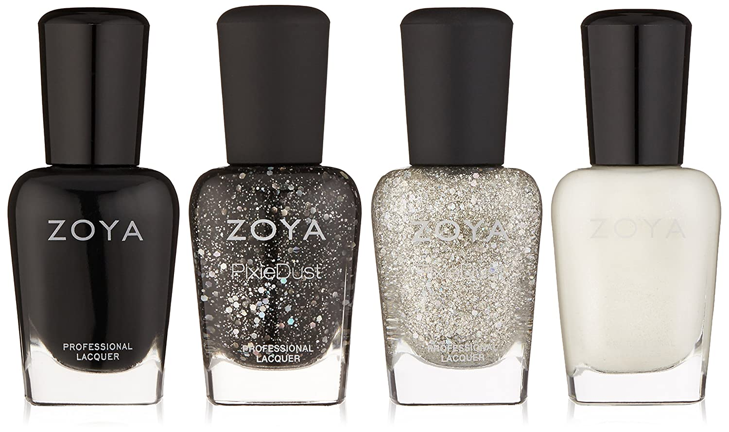 Amazon.com: Zoya Polish Quad Nail Polish, Winter Wishes: Luxury Beauty