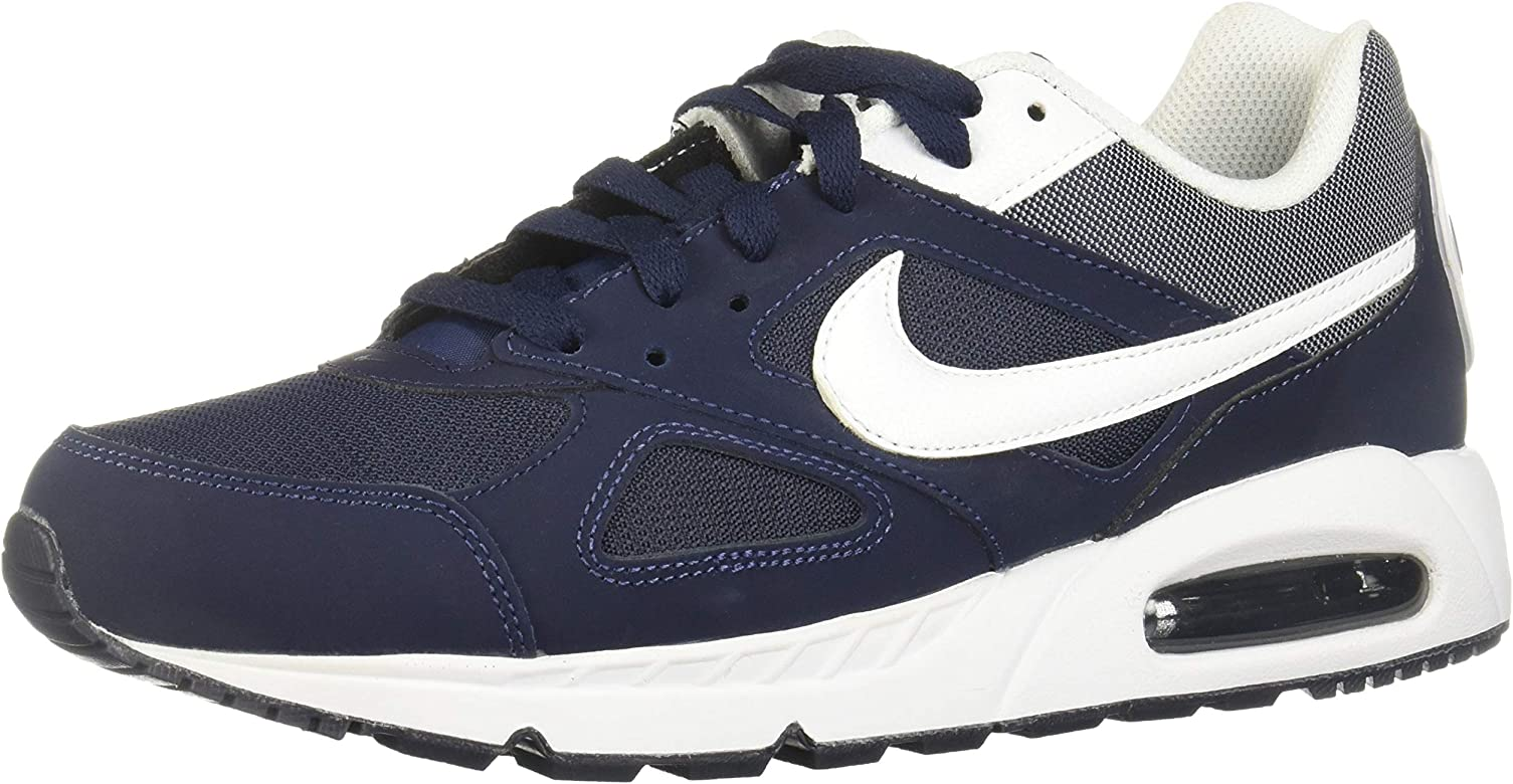 Nike Air Max Ivo, Zapatillas de Running Hombre, Negro / Blanco (Obsidian / White), 40 1/2: Amazon.es: Zapatos y complementos