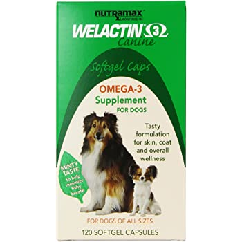 Amazon.com : Omega 3 for Dogs, Fish Oil for Dogs 180