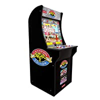 Walgreens.com deals on Arcade1Up Street Fighter Classic 3-in-1 Home Arcade