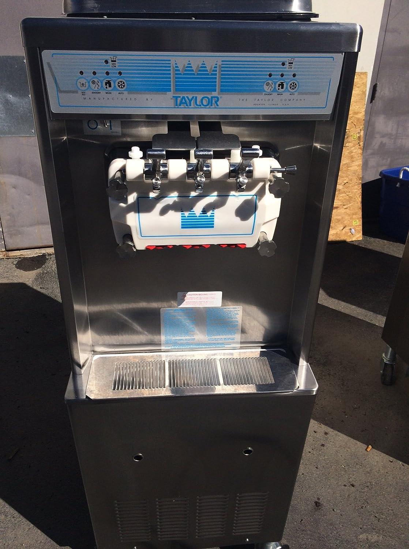2011 TAYLOR 336 SERIAL M1053452 3PH AIR Soft Serve Frozen Yogurt Ice Cream Machine