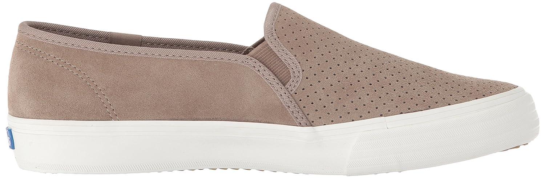 Keds Women's Double Decker 9.5 Perf Suede Sneaker B078WKRTL1 9.5 Decker W US|Taupe 0bc774