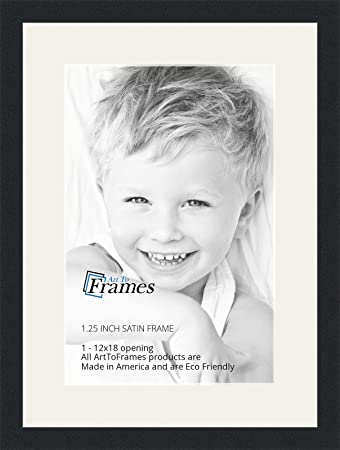 Amazoncom Arttoframes 12 X 18 Inch Opening Single Mat With A