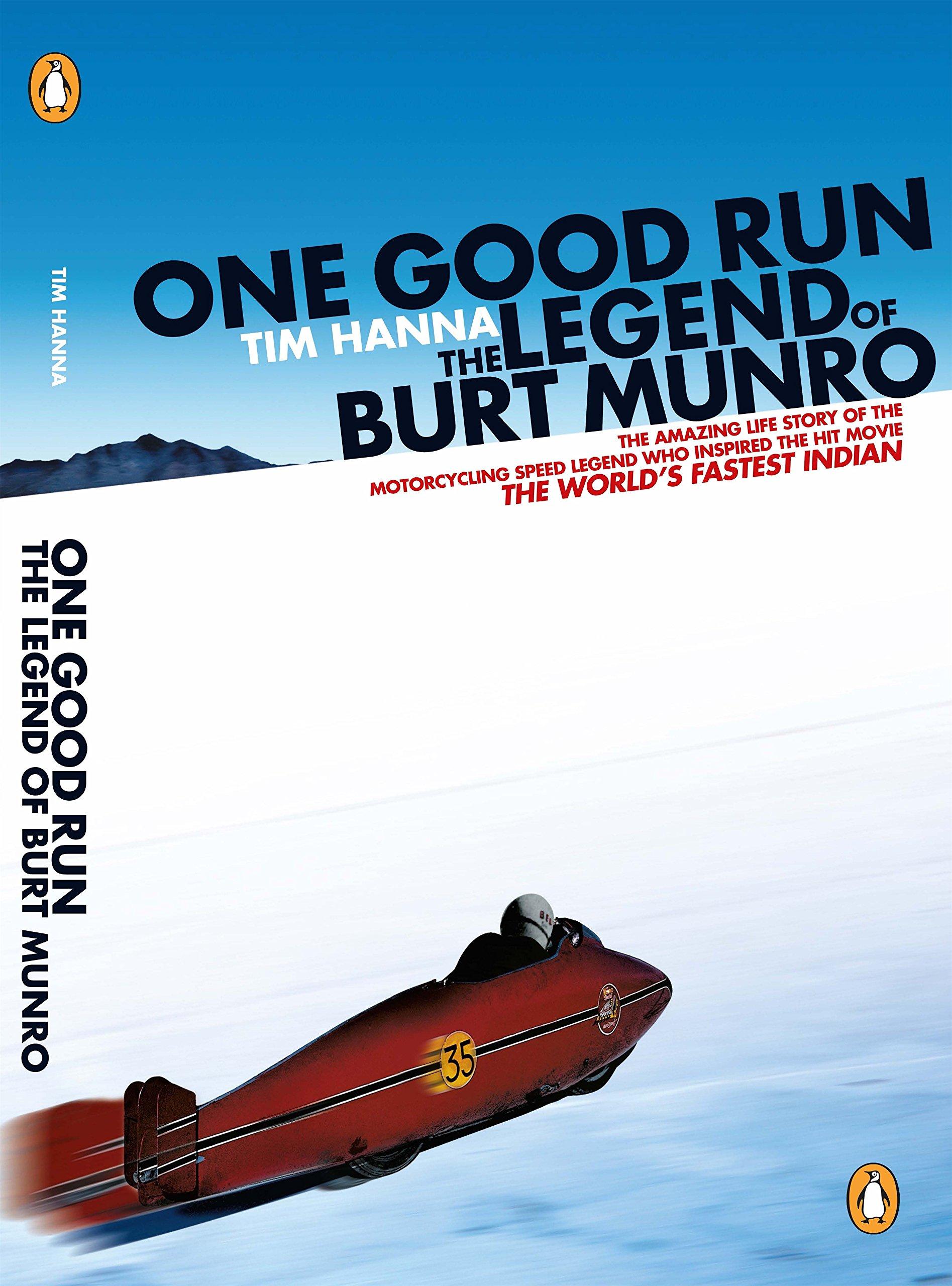 Read Online One Good Run: The Legend of Burt Munro ebook