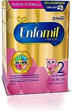 Enfamil Formula Infantil 6 a 12 Meses, Etapa 2, 1100 gr