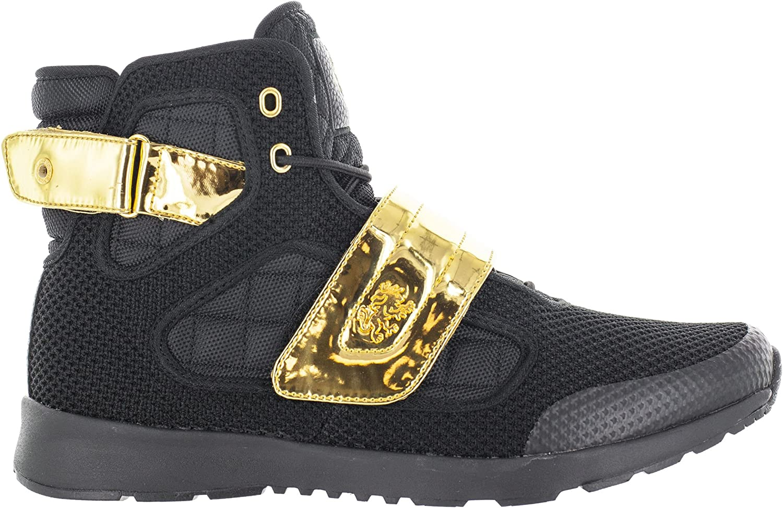 Atlas II M Microfiber High Top Sneaker