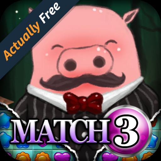 match-3-three-little-pigs