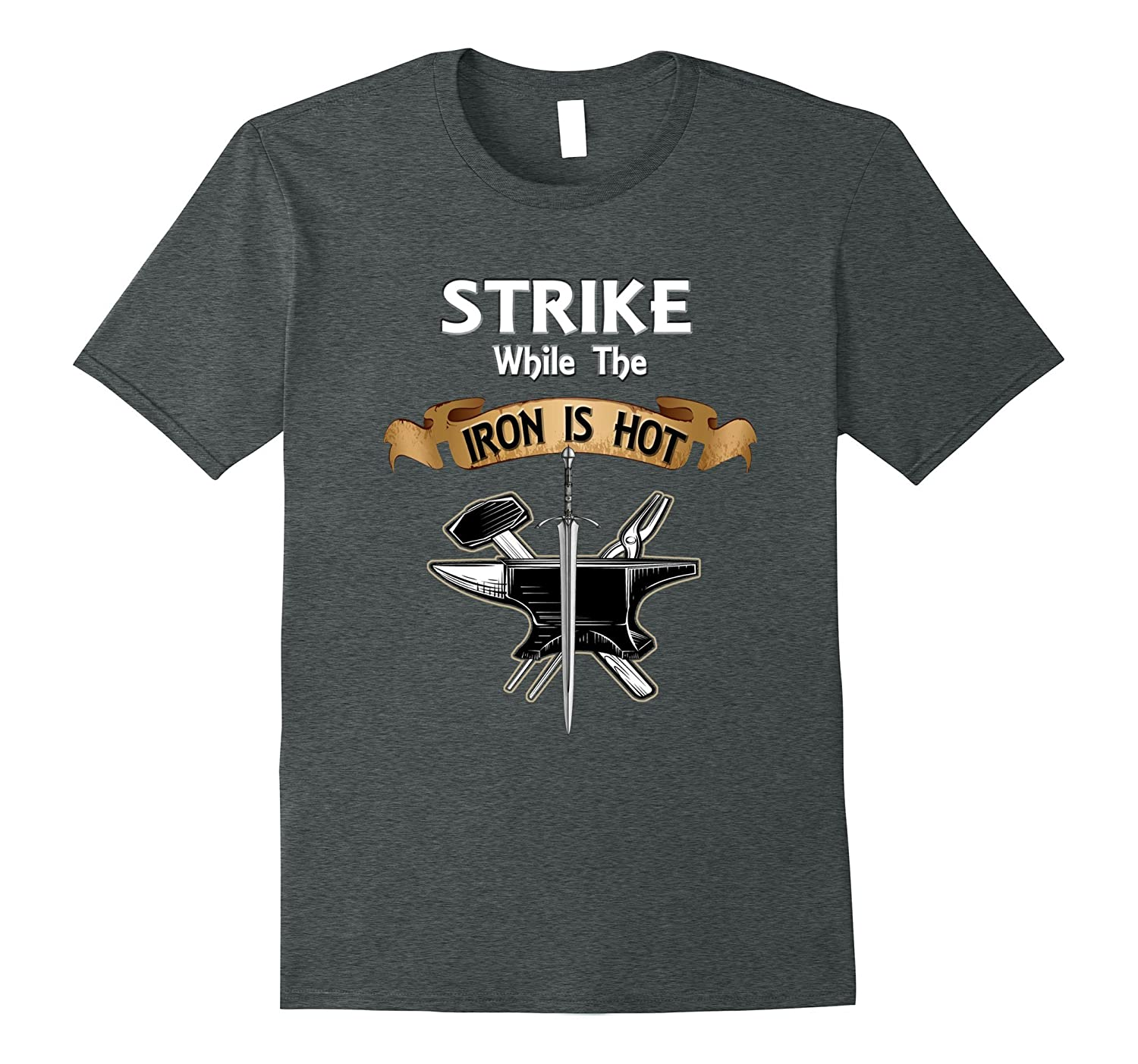 STRIKE While The IRON IS HOT-Vaci