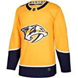 b0a9241df adidas Nashville Predators NHL Men's Climalite Authentic Team Hockey Jersey