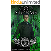 God of Storms: A Wizard of Oz retelling (Kingdom of Fairytales Wizard of Oz Book 4) book cover