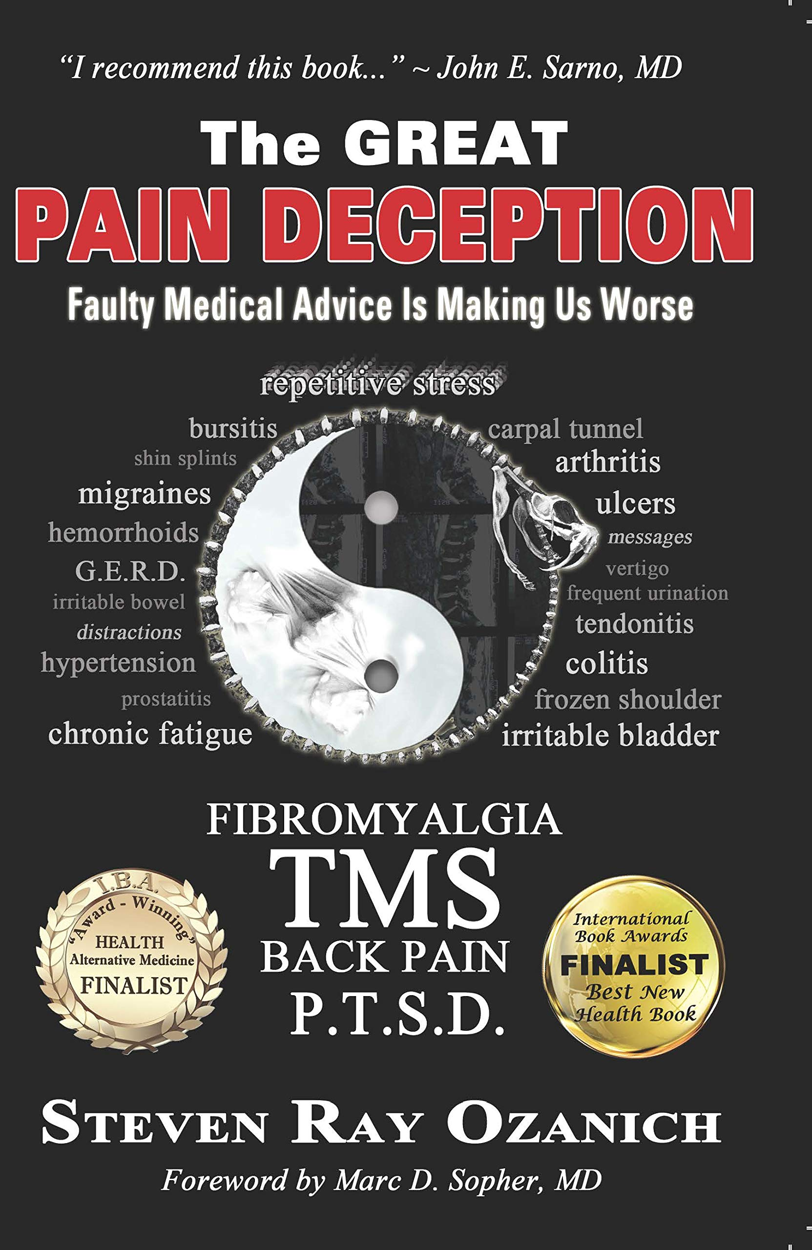 Top 10 Best the great pain deception by steven ozanich Reviews