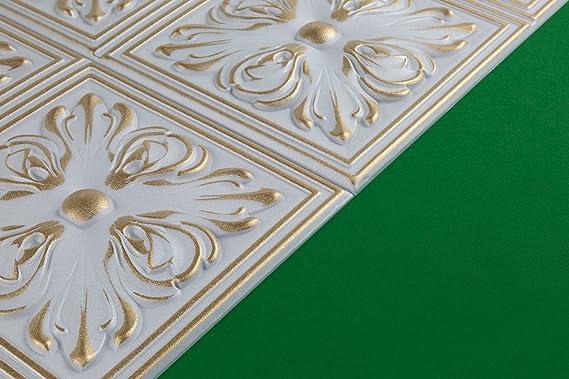 Decorazioni in polistirolo per soffitti decorativi m pannelli di