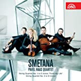 Smetana: String Quartets No 1 and 2