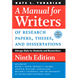 A Manual for Writers of Research Papers, Theses, and Dissertations, Ninth Edition: Chicago Style for Students and…