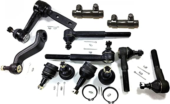Brand New 12Pcs Complete Suspension Kit For Dodge Ram 1500 RWD 1994-1999