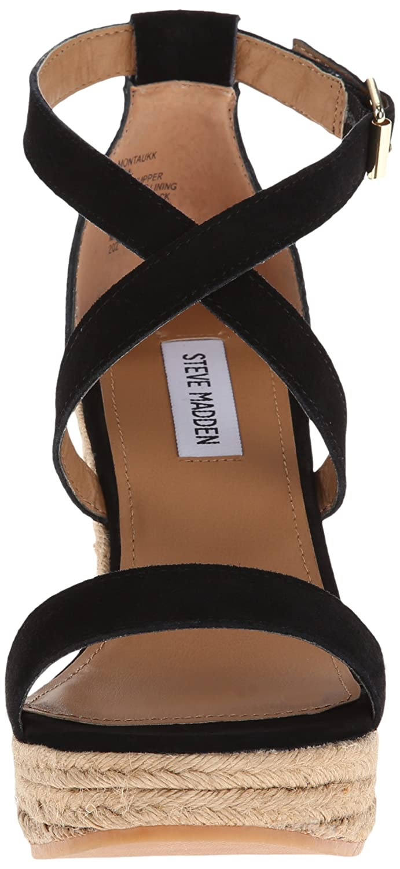 cd237ee01af Steve Madden Women's Montaukk Espadrille Sandal