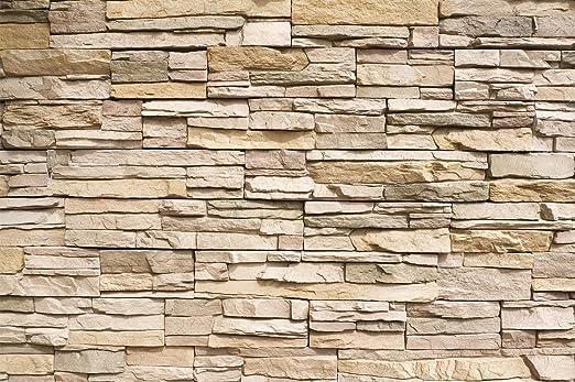 7 opinioni per Muro di pietra FOTOMURALE- Asian